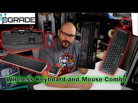 The Best Wireless Keyboard and Mouse Combo