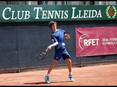 Tenis: Cto. de España cadete