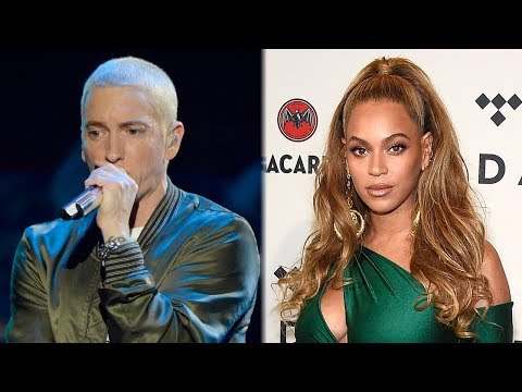 Eminem Makes EPIC Return To Music With Beyonce Collab