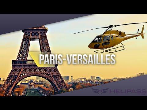 Helipass tour de Paris-Versailles