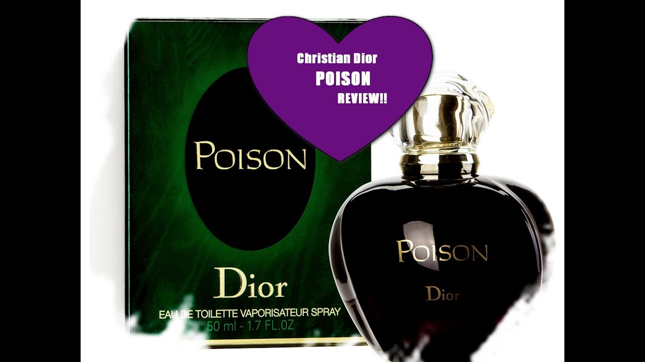 Christian Dior POISON perfume review!! My favourite perfume in the world!!