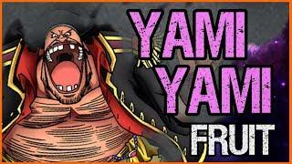 Blackbeard's Yami Yami No Mi Explained - One Piece Discussion