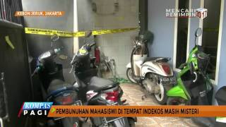 Pembunuhan Mahasiswi Esa Unggul Masih Misteri   KOMPASTV