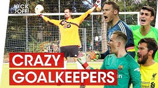 Why Goalkeepers are the most important players on the pitch!