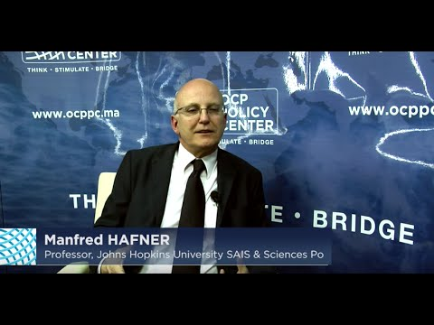 Manfred Hefner on the European Union's Energy Situation