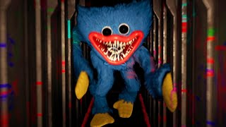 THIS TERRIFYING TOY IS CRAWLING AFTER ME IN THE VENTS.. - Poppy Playtime (Chapter 1 Ending)