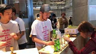 GIN FESTIVAL TOKYO 2018 After movie