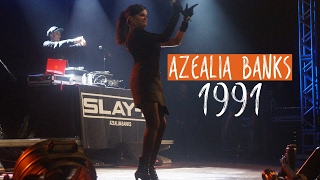 Azealia Banks 1991 Live