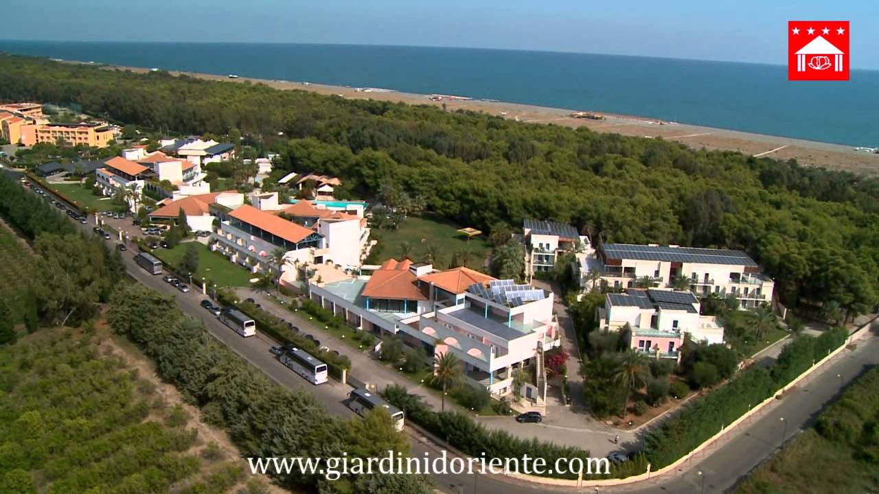 Villaggio giardini d 39 oriente nova siri basilicata emotional version youtube - Hotel villaggio giardini d oriente ...