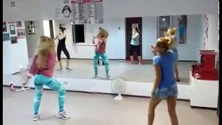 CUSTOM SCHOOL DANCEHALL AUG 2016 Якутяночка