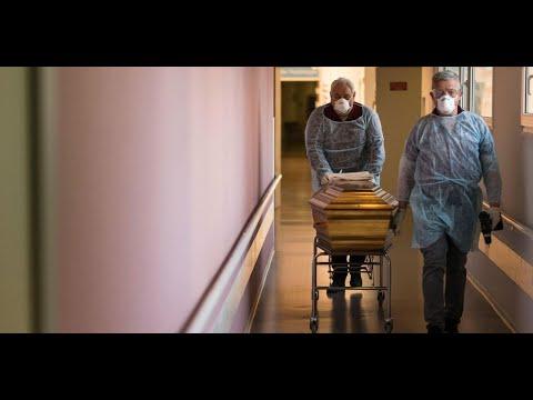 Le coronavirus aurait provoqué une forte hausse des décès à domicile