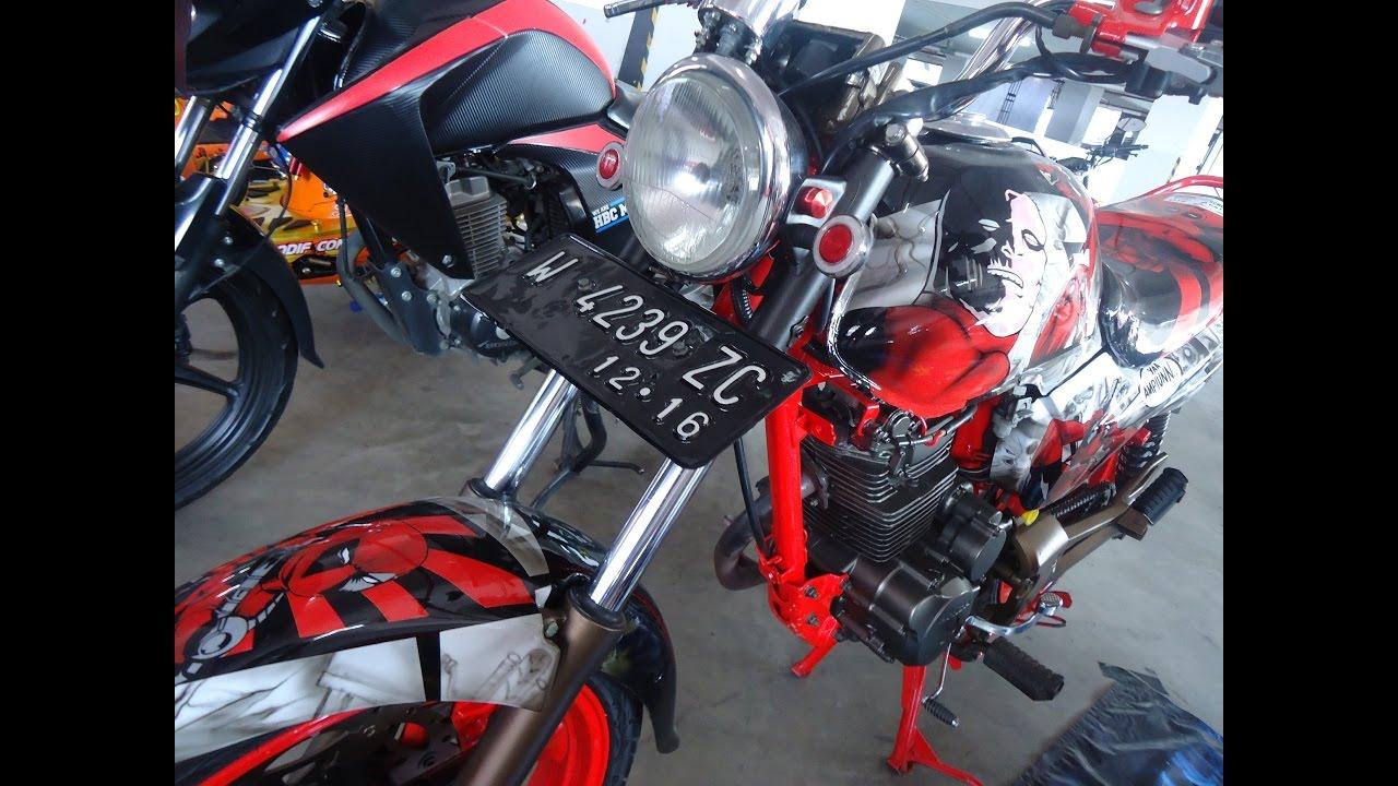 100 Gambar Motor Megapro Keren Terupdate Gubuk Modifikasi