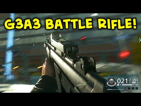 FN FAL Battle Rifle New Best Gun - 30.7KB