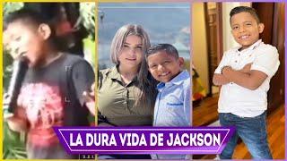 La Dura Vida de Jackson Barreto la estrella de la voz Kids Colombia, Favorito a Ganar el Concurso