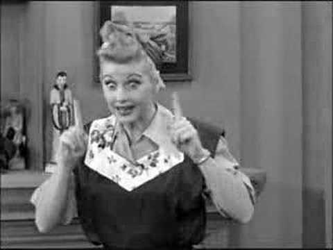 I Love Lucy - Chicken and Rice