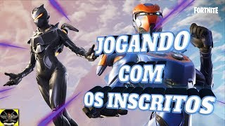 FORTNITE I WILL PRESENT SUBSCRIBERS WITH SKIN (PS4 BR)