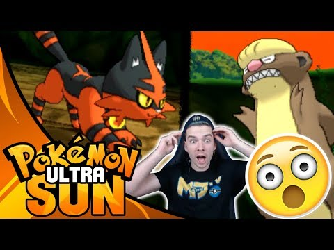 INSANELY CLUTCH! THE FIRST TRIAL! Pokemon Ultra Sun Let's Play Walkthrough Episode 6