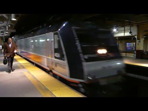 NJトランジット北東回廊線 ニュ...