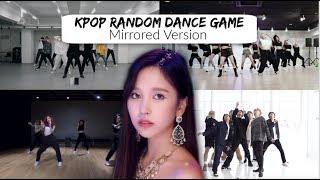 [NEW+OLD] MIRRORED KPOP RANDOM DANCE GAME | NO COUNTDOWN