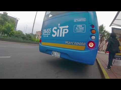 Surfing the streets of Bogotá / FixedGear Bogotá