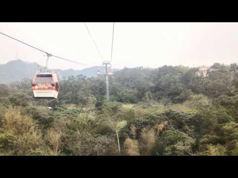Taiwan Taipei Maokong Gondola Trip (Photo Album)