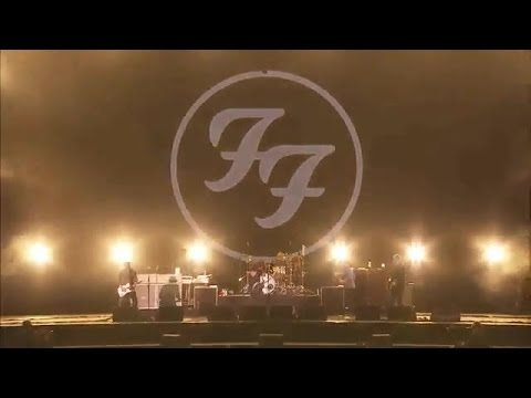 Foo Fighters - Highlights @ Invictus Games London UK Sep 14 2014