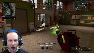 BLACKOUT: I GOT THE RAY GUN!!!