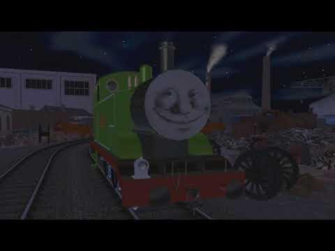 Trainz - Unusual Halloween Special