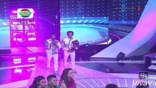 Gombalan Rizki 2R bikin Lesty meleleh ( Launching Purnama Bintang Pantura 5)