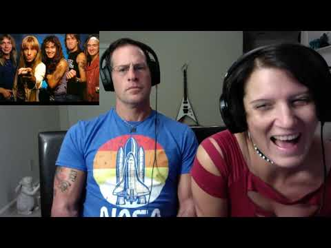 The Nomad (Iron Maiden) Kel-n-Rich's First Reaction