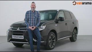 Mitsubishi Outlander 2.0 Estate PHEV car review
