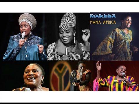Miriam Makeba  (The voice of Africa)