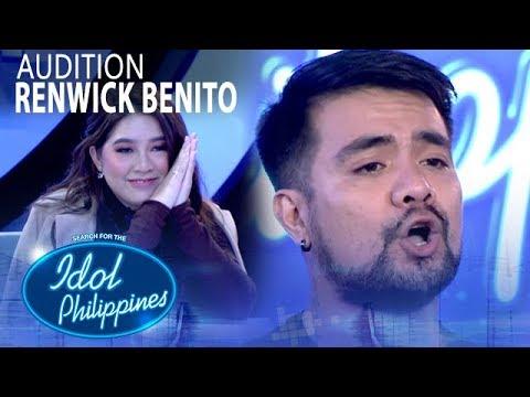 Renwick Benito - Buwan | Idol Philippines 2019 Auditions