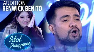 Renwick Benito - Buwan | Idol Philippines 2019 Auditions