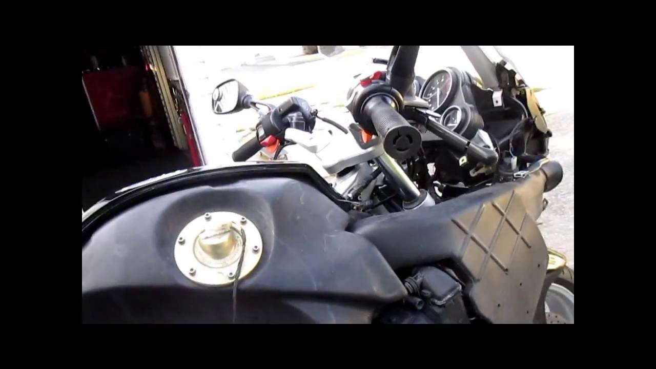Bmw Service K1200rs No Start Youtube