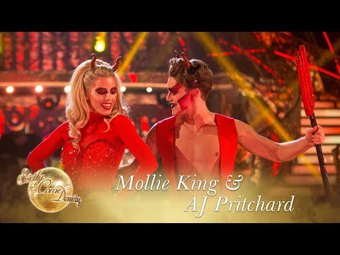 Mollie & AJ Cha Cha to 'Better The Devil You Know' by Kylie Minogue - Strictly Come Dancing 2017