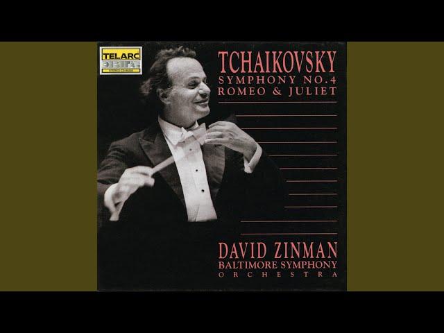Tchaikovsky: Symphony No. 4 in F minor: I. Andante sostenuto - Moderato con anima - Moderato...