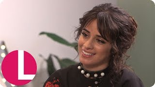 Gambar cover Camila Cabello Discusses Writing About Shawn Mendes For Her New Album | Lorraine