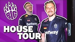 BIG Gaming House Tour 2019 | Hosted by Smooya and TabseN
