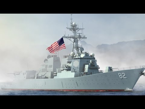 US Sends Destroyer to South China Sea—Is War Next? | China Uncensored