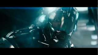 Battleship New Clip - Raikes Target An Alien With The Deck Gun 720p