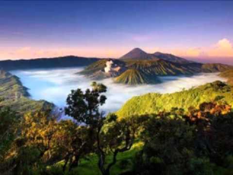 pemandangan indah alam indonesia