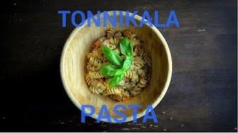Resepti101: Tulinen One-Pot Tonnikalapasta