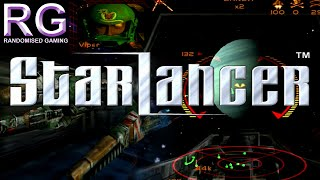 Starlancer - Sega Dreamcast - Intro & First Mission Gameplay [1080p]