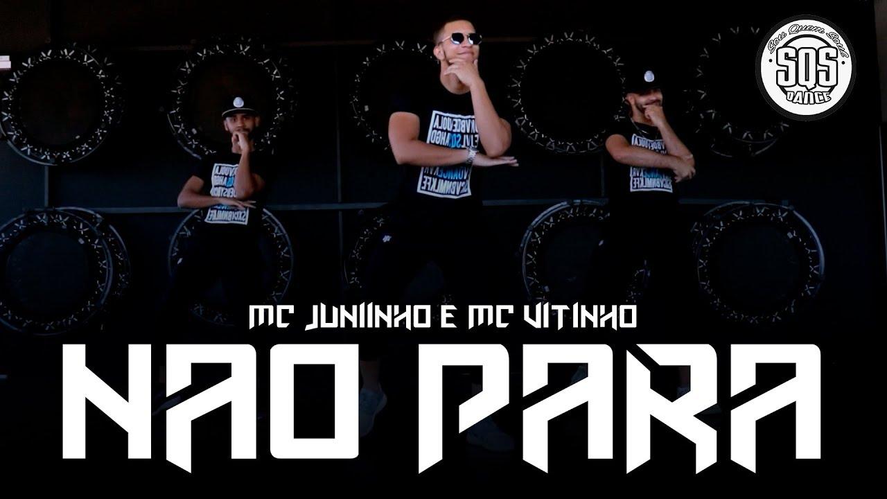 MC Juniinho & MC Vitinho - Não Para | SQS Dance (Coreografia Funk Gospel)