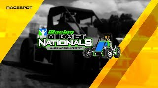 Midget Nationals at Lanier Speedway