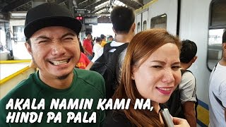 Kulitan ng Tambalan: Hugot sa LRT