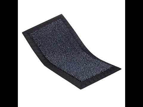 Clean Machine HighTraffic, CommercialGrade Garage Doormat