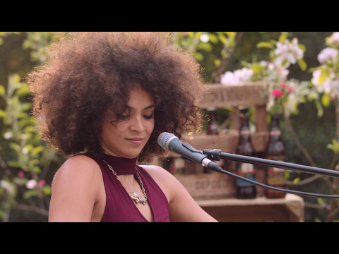 Kandace Springs 'At Last' - The Henry Westons Sessions at Cheltenham Jazz Festival 2017