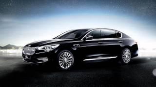 видео Kia Quoris получил мотор от Hyundai Equus